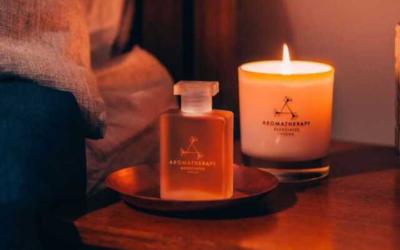 Un rituel olfactif pour retrouver des nuits calmes